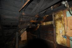 The Attic After the Fire
